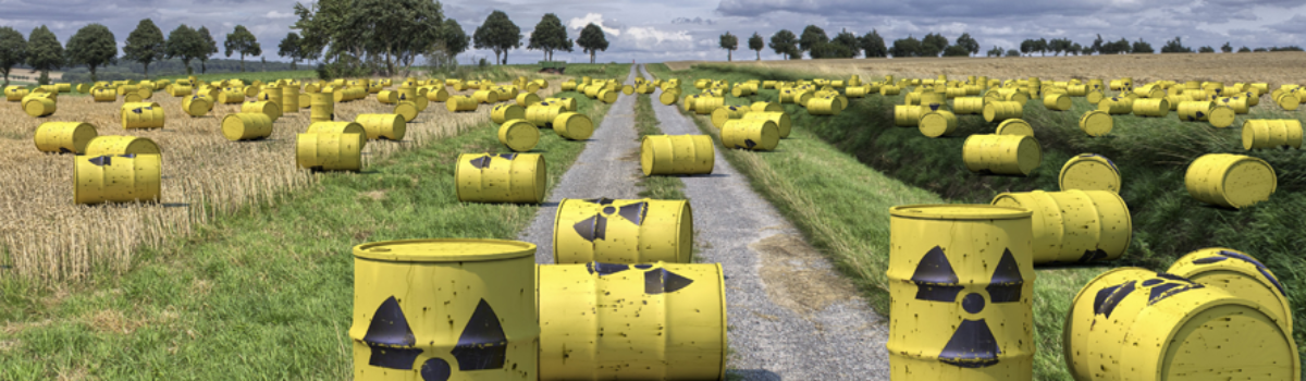 Úložiště jaderného odpadu ohrožuje pitnou vodu, říkají starostové