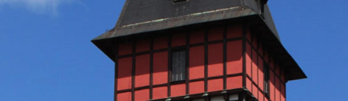 Vodárenská věž zahajuje čtvrtou sezonu, návštěvníkům zpřístupní i vodojem