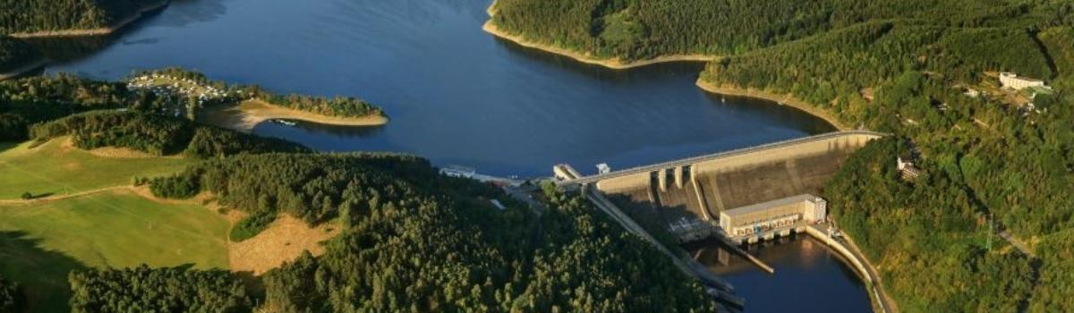 Lodní výtah na Orlíku kvůli suchu přeruší provoz