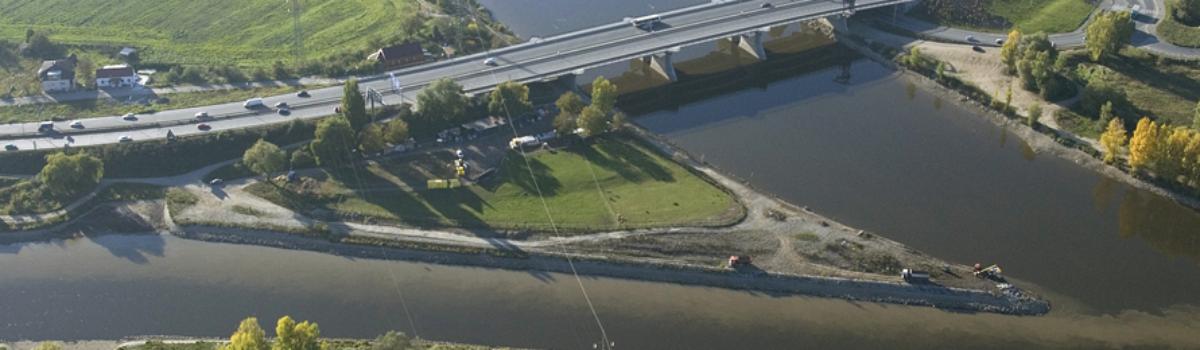Vodohospodáři zabránili znečištění řek po říjnové ekologické havárii