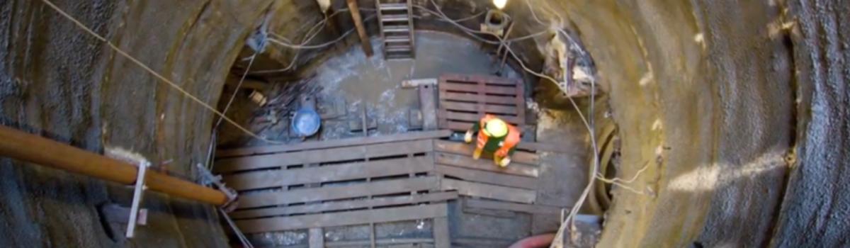 Praha propojila kanalizaci unikátním splaškopádem