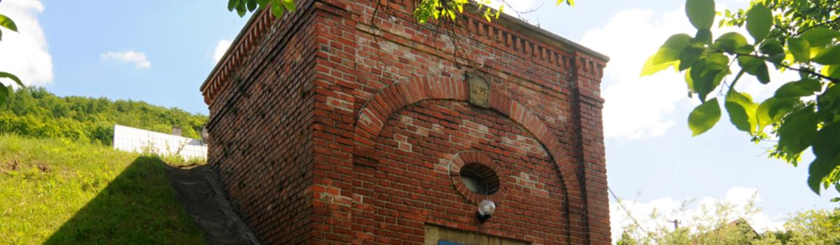 Historický vodojem vKopřivnici – Mniší prochází komplexní rekonstrukcí