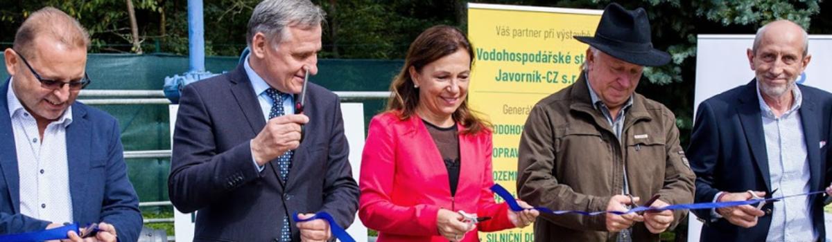VaK Zlín posiluje soběstačnost v zásobování pitnou vodou
